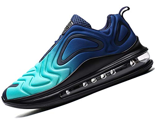SINOES Hombre 720 Caña Baja Gimnasia Ligero Transpirable Casuales Sneakers...