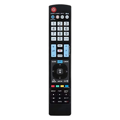 AKB749154309 Mando a Distancia el LG TV reemplaza el Control Remoto para LG Smart TV, Universal Mando a Distancia de Repuesto para LG AKB72914209 AKB73615303 AKB72914293