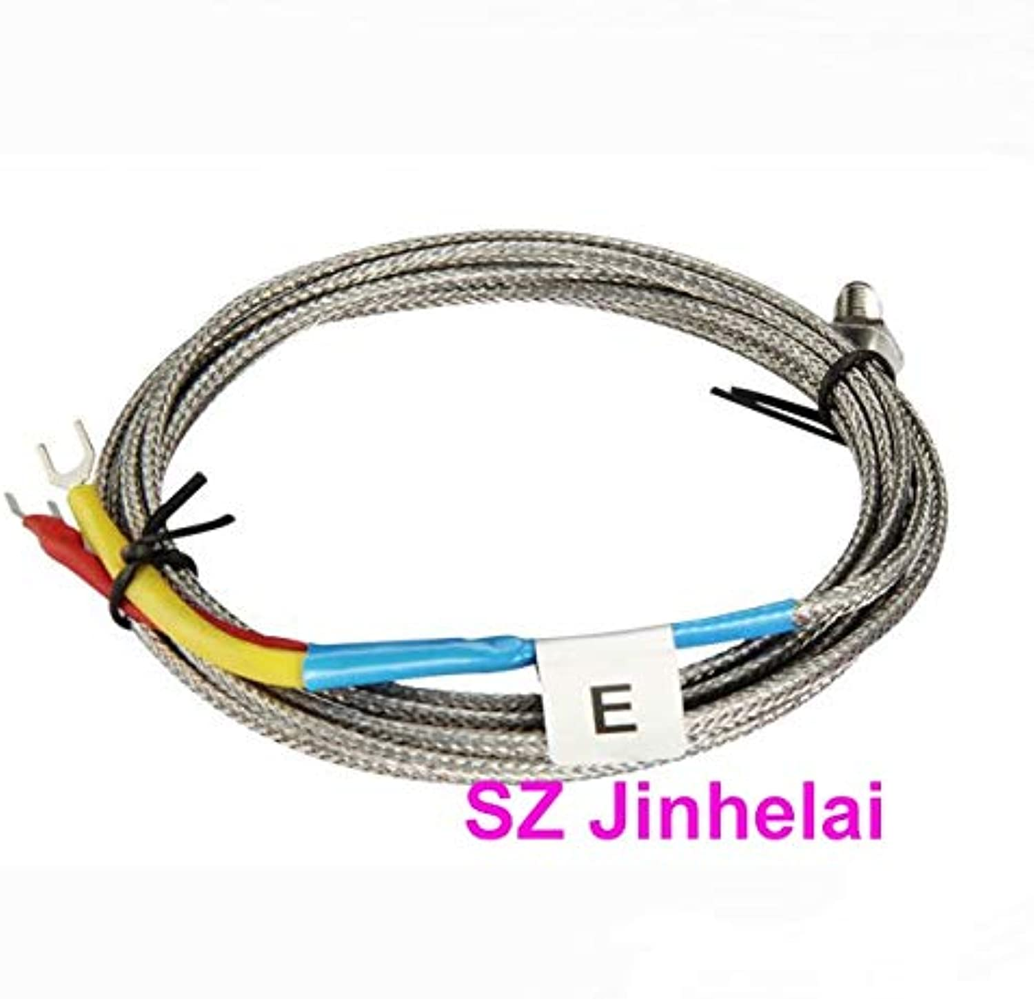 CLin WRET02 WRNT02 Authentic Original Screw Type thermocouple 3M, Induction Temperature 0400 centigrade  (color  WRNT02 K Type 3M)
