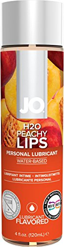 JO H2O Flavored - Peach ( 4 oz )