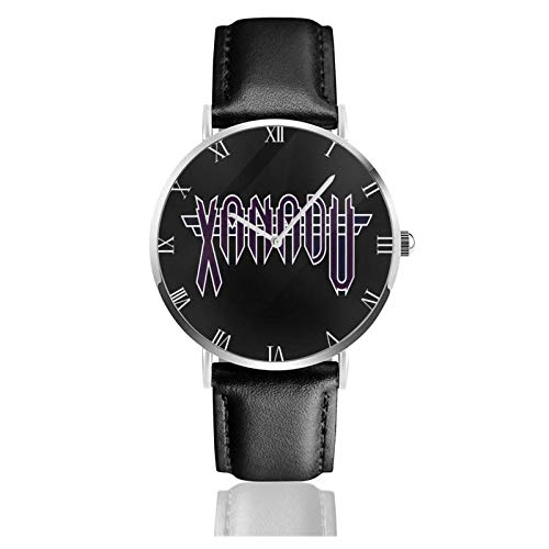 Orologio da Polso al Wrist Watch Analogue Quarzo con Cinturino in PU Watches Olivia Newton John Xanadu