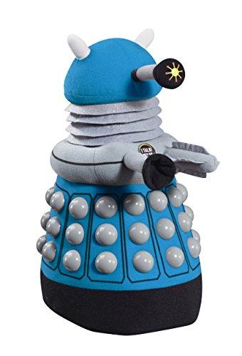 Doctor Who Dalek Deluxe Talking en Peluche (Bleu)