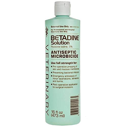 Betadine 16 oz Solution Povidone Io…