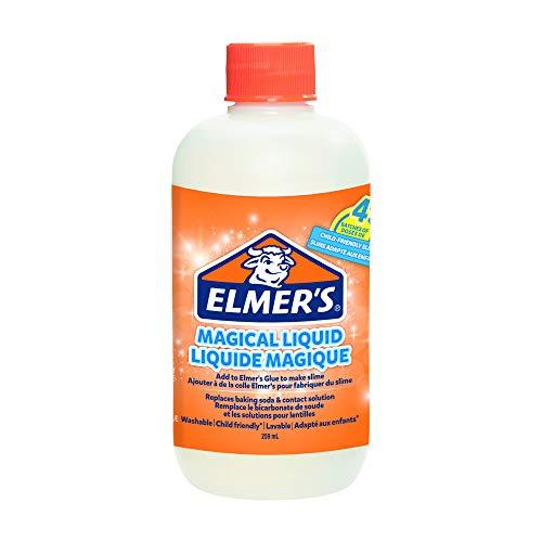 Elmer's エルマーズ 公式 マジカルリキッド スライム オリジナル 知育 玩具 プレゼント 液体 のり 259ml 2092816 1本入
