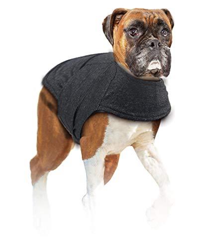 PETGARD Beruhigungsweste Hundemantel zur Angstbekämpfung 18-29 kg / 63-76 cm