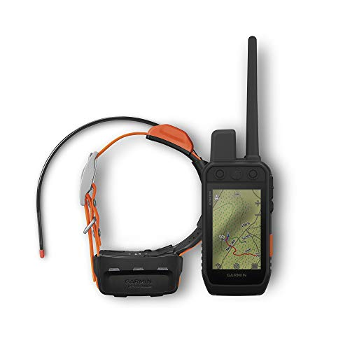 Garmin Alpha 200i/T 5 Dog Tracking Bundle, Handheld and...