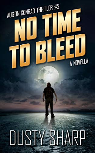 No Time To Bleed by Dusty Sharp ebook deal