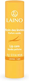 Laino Lip Care Vanilla Flavor- 4Gm