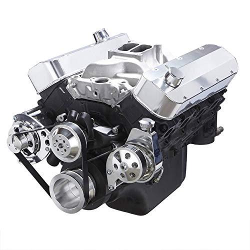 Chevy Big Bock Serpentine Kit - Alternator & Power Steering Applications