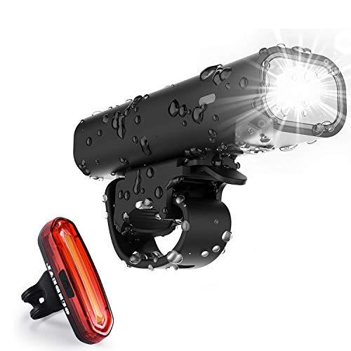 , luces bici decathlon, MerkaShop