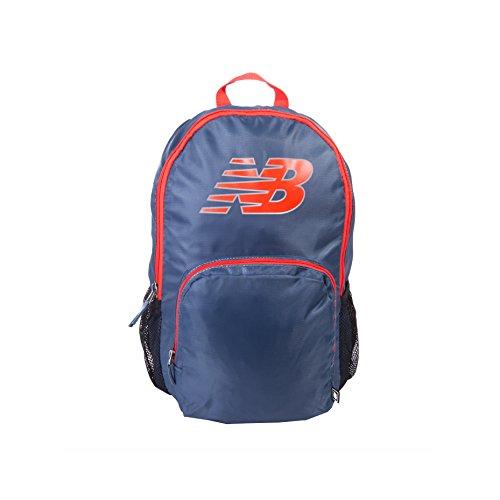 New Balance Daily Driver Backpack II Mochila, Unisex Adulto, Gasolina Ligera, Talla única