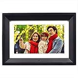 YANFEI Álbum de fotos electrónico, Pantalla de marco de fotos digital inteligente, Reproductor de fotos de alta definición, Álbum de fotos, Familia