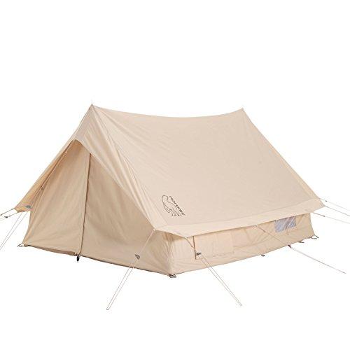 Nordisk Ydun 5.5 m² Zelt Technical Cotton Natural 2021 Camping-Zelt