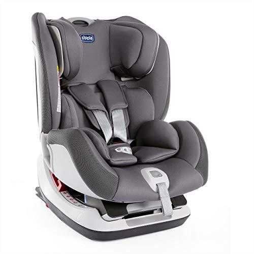 Chicco Seat Up 012 Seggiolino Auto 0-25 kg Reclinabile ISOFIX, Gruppo 0+/1/2 Bambini 0-6 Anni, Facile da Installare, con Cuscino Riduttore,...