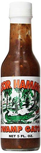 Gator Hammock Swamp Gator Louisiana Hot Sauce, 148ml