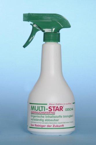 Multi-Star Gescha Universalreiniger 500 ml inkl. Flachpinsel
