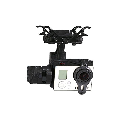 TAROT TL2D01 T2-2D 2-Axis Brushless Gimbal PTZ for Hero 4/3+/3 TL2D01 FPV Gimbal