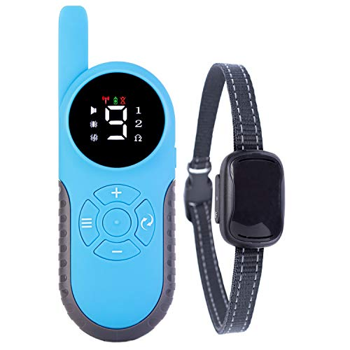 GoodBoy Small Dog Remote Collar with Improved & Humane Training Modes and 2700ft Range - for Small and Medium Dogs