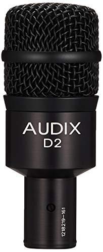 Audix D2 - Microfono dinamico, incluye D-Clip