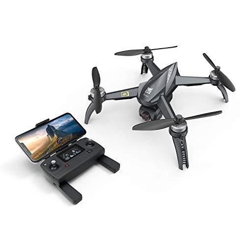 Mobiliarbus MJX RC Drone Bugs 5W B5W con videocamera 4K Drone 5G WiFi Brushless GPS Traccia Punto di Interesse di Volo Gesto Foto Video RC Quadcopter per Bambini Adulti Principianti