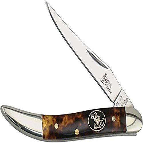 Frost Cutlery Petit Couteau de Poche en Acier 7,62 cm