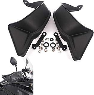 Noir FATExpress Moto ABS Handguard Handle Bar Hand Brush Guards Guidon Frein Shell Protector Wind Shield Cover pour Honda XADV X-ADV X ADV 750 2017 2018 2019 2020 Accessoires de Moto