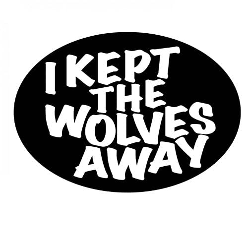 I Kept The Wolves Away