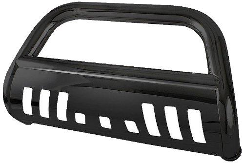 Smittybilt FN1960S4B Sure Steps Gloss Black 3 Side Bar Pair