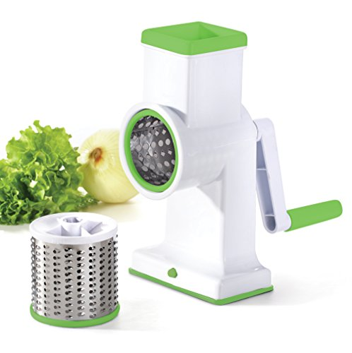 Kuuk Drum Grater for Cheese