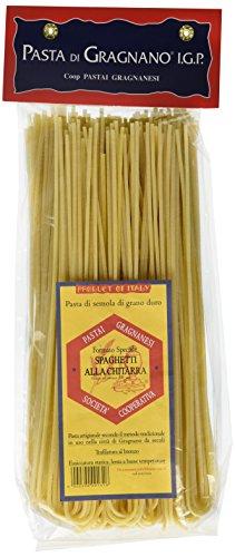 Spaghetti Alla Chitarra Italian Pasta di Gragnano 500 Gram
