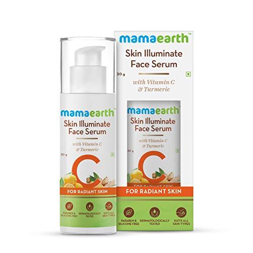 Mamaearth Skin Illuminate Vitamin C Serum