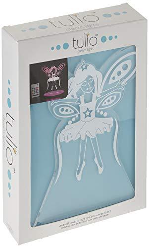 Tulio Dream Lights Ballerina Fairy Multi-Use, Multi-Color Night Light