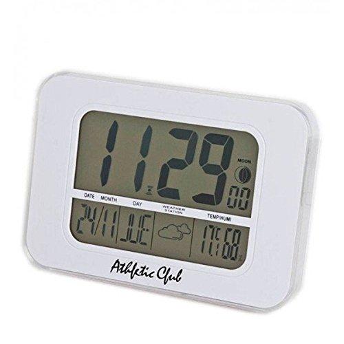 ATHLETIC CLUB DE BILBAO - Reloj Despertador Digital RE02AC02F