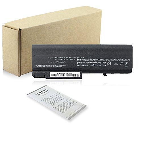 BayValleyPartsHigh Power Laptop Notebook Battery for HP EliteBook 6930p EliteBook 8440p EliteBook 8440w ProBook 6440b ProBook 6445b ProBook 6450b Probook 6455b ProBook 6540b ProBook 6545b ProBook 6550b ProBook 6555b 6530b 6535b 6730b 6735b [Li-ion 9-cell 10.8V 7800mAh ]