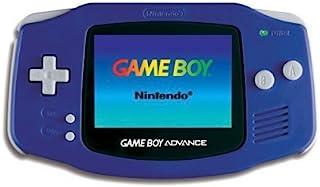Nintendo Game Boy Advance - Indigo (Renewed)