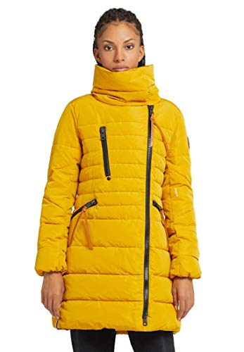 khujo Minni Damenjacke 1176CO193-700 Yellow Gr. M