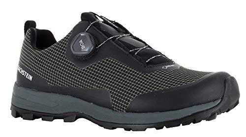 Dachstein Alpha Boa LC GTX Trekkingschuhe Herren Pirate Black-Black Schuhgröße UK 10,5   EU 45 2020
