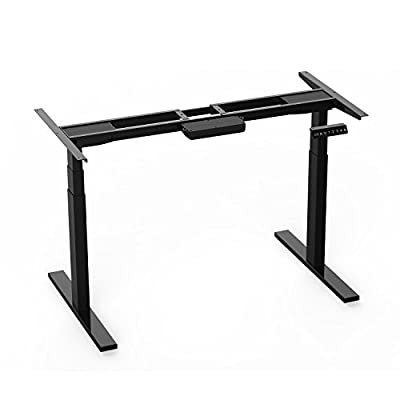 Dual Motor Electric Standing Desk Frame