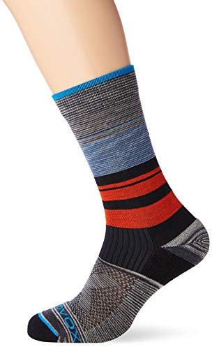 ORTOVOX Herren All Mountain Mid Socken, Multicolour, 42-44