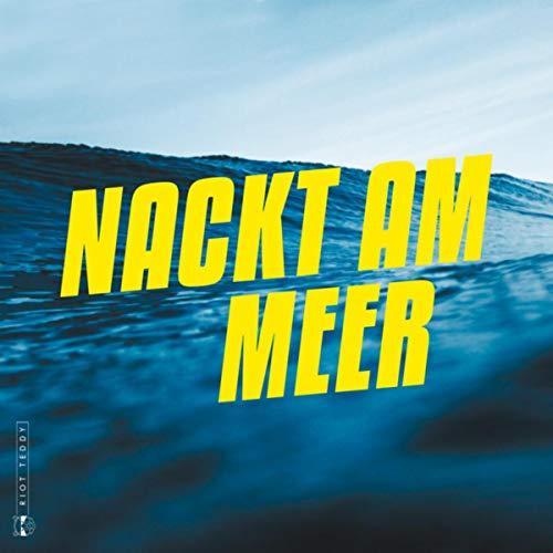 Nackt am Meer