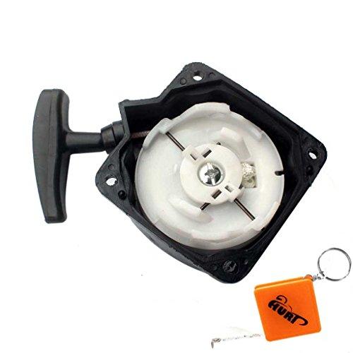 HURI Seilzugstarter/Starter passend für Nemaxx MT52 4in1 Motorsense Heckenschere Hochentaster 3PS 52ccm