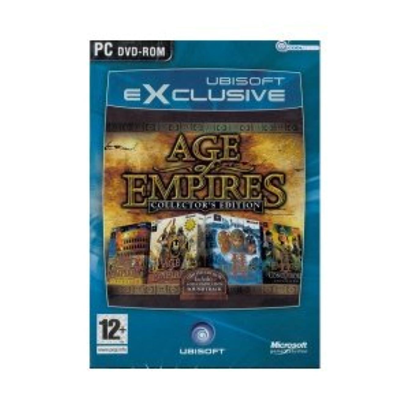 悪意ボード割り当てますage of empires collector's edition (PC) (輸入版)