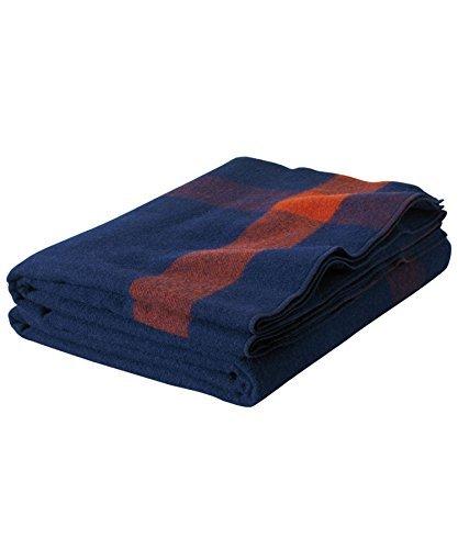 Woolrich 66 by 80-Inch Cavalry Blanket by Woolrich