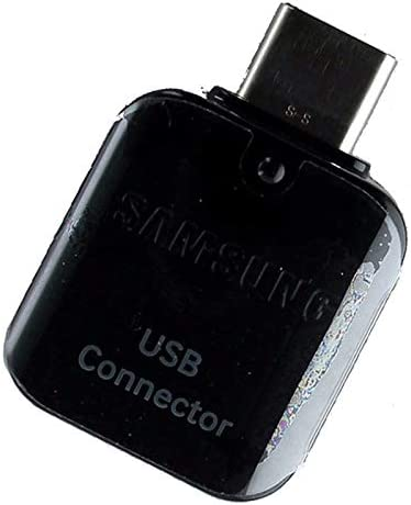Samsung ( Y60SX1TF ) USB Adapter for USC - C - Glossy Black