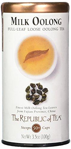 Republic of Tea Milk Oolong