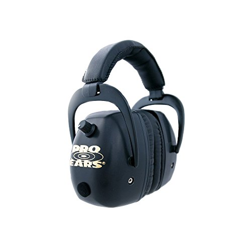 Pro Ears Pro Mag Gold Electronic Hearing Protection Ear Muffs