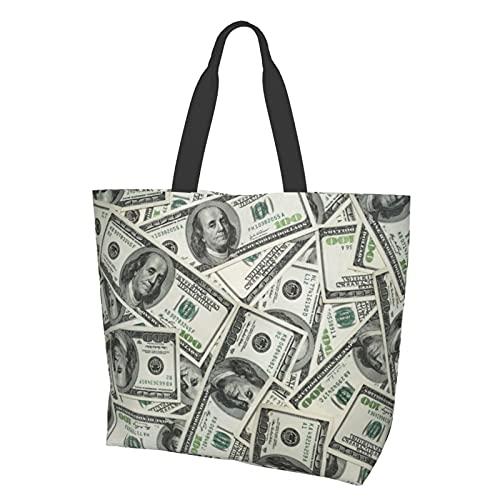 Bolsos de hombro para mujer Senderismo Sling Bag Casual Tote, 8 cientos de dólares, Talla única