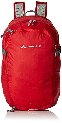 VAUDE Rucksaecke Wizard 24+4, indian red, 48 x 3 x 27 cm, 121546140