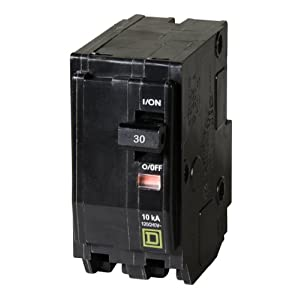 Square D by Schneider Electric QO230CP QO 30-Amp Two-Pole Circuit Breaker