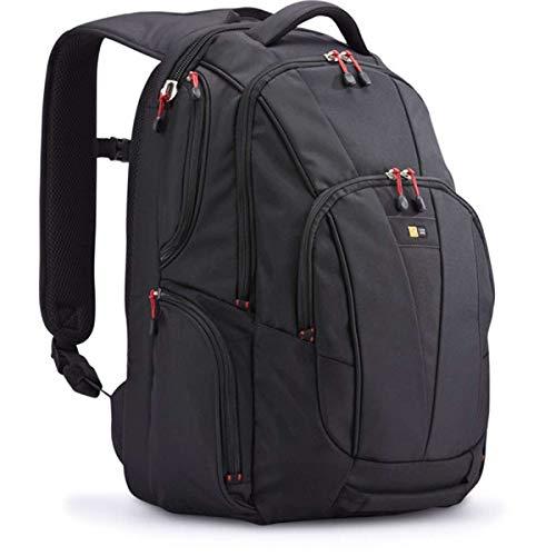 Case Logic Professional Notebookrucksack bis 39,6 cm (15,6 Zoll) mit Tablet-Fach schwarz